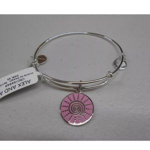 Authentic Alex and ani spiral sun